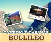 Camping y Caba�as Bullileo